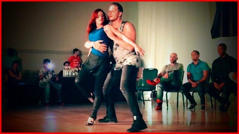 Jonas Blue - Mama ft. William Singe | Zouk Dance | Bruno Galhardo Larissa Thayne | DC Zouk Fest