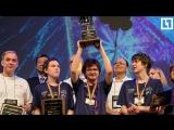 Чемпионы мира по программированию из МГУ