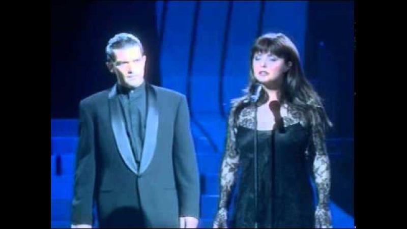Sarah Brightman Antonio Banderas The Phantom Of The Opera Royal Albert Hall 1998