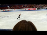Alina Zagitova Sp PRACTICE 20/03/2018 WORLD FIGURE SKATING CHAMPIONSHIPS 2018 MILAN LADIES