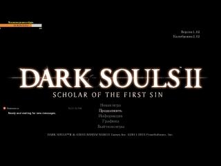 Пройти игру 1-м уровнем #6 (Dark Souls II Scholar of the First Sin)