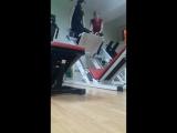 Моя тренировка груди и плеч)