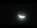 Лунное затмение над Екатеринбургом в прямом эфире