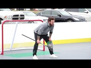 Tyler Seguin Ball Hockey