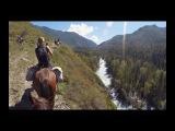 Алтай / Путешествие на лошадях