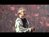 Justin Bieber, What Do You Mean and Baby, Denver, CO 04-04-2016