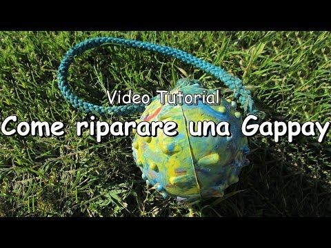 ComunicanDog - Tutorial Gappay, come cambiare la corda