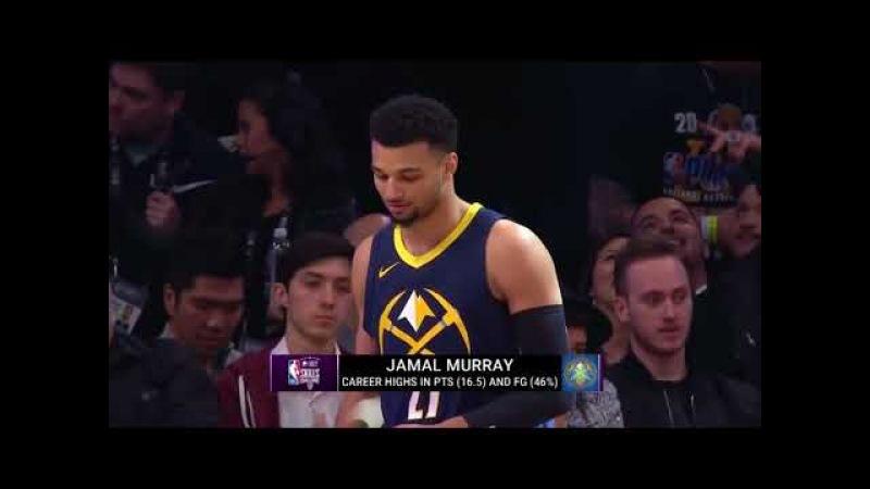 Конкурс Умений НБА (Skills Chellenge) 2018 NBA All Star Weekend