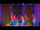 Выступление на гало-шоу конкурса красоты среди исполнителей восточного танца