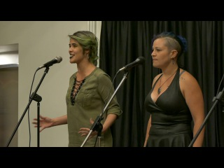 "2017 National Poetry Slam Group Piece Finals - Rain City Slam ""How to Be Female Correctly"""