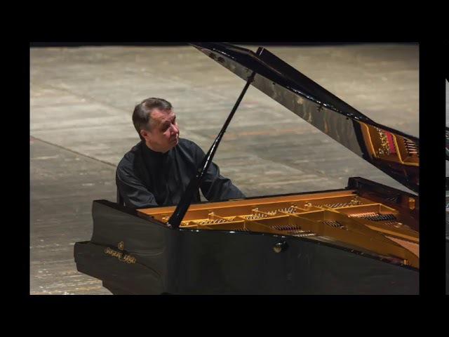 Mikhail Pletnev — Rachmaninoff Elegie op3 no1 — live 2017