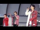 EXO CBX MAGIC DVD - Free Showcase Colorful BoX - Cherish