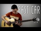 Tracy Chapman - Fast Car (fingerstyle bass cover) FREE TABS by Arkadiy Kolenda