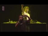 Выступление Denzel Curry на фестивале «Le Cabaret Vert»
