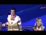 Алиса Кожикина и Ивайло Филиппов в мюзикле