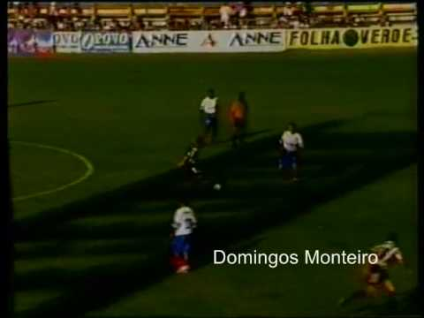 Fortaleza 1 x 0 Libertad (Amistoso 2001)