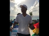Will Smith on Instagram PARA BAILAR LA BAMBAAA! (imagine that in my bad singing voice) Shoutout to Cayman Islands own Pandemix steel drum band!