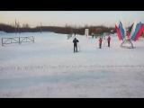 Лыжная база Нефтеюганска. Он-лайн включение