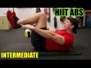 HIIT Abs Circuit for INTERMEDIATE | HIIT Workout #2 | Men AND Women!
