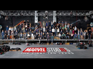 Marvel Class Photo Celebrates 10 Years of the MCU