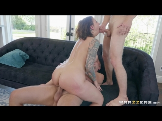 Brazzers.com] Ivy Lebelle - Dream Analysis (06.06.2018) [DP, Anal, Threesome, MMF, Big Tits, All Sex, 1080p]