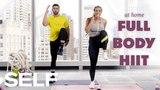 Lita Lewis - HIIT Cardio Workout with Warm Up No Equipment | Интервальная кардио-тренировка