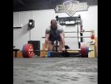 Томас Мартин - тяга 410 кг