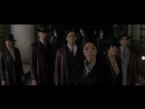 Johnny Depp as Gellert Grindelwald - All Scenes - Fantastic Beasts and Where t