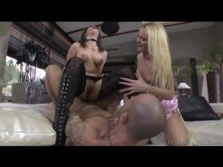 Vanda Lust, Chintya Doll (Rocco's Dirty Girls #03) [Gonzo Hardcore Threesome Anal]