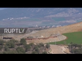 Turkish tanks fire shots towards Kurdish targets in Afrin