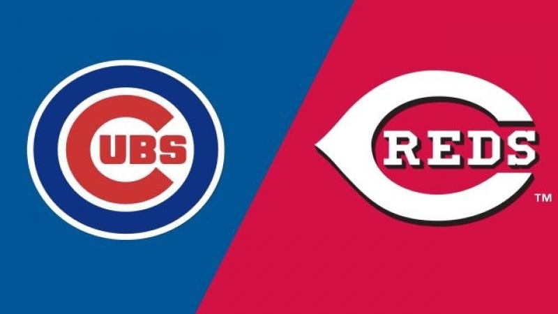 NL 19 05 2018 CHI Cubs @ CIN Reds 2 4