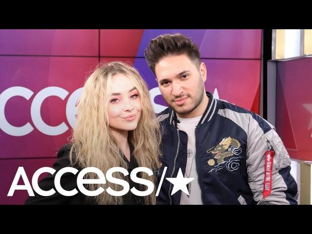 Sabrina Carpenter Jonas Blue Tease 'Alien' Music Video 'Jimmy Kimmel' Performance   Access