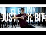 Танцы в Череповце с Полиной Ивановой | 50 Cent – Just A Lil Bit | Танцевальный центр ЭлеФанк