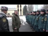 Глава ДНР Александр Захарченко принял участие в открытии учебной пожарно-спасательной части МЧС ДНР