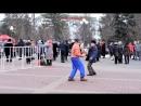 Танцевальный батл в Белгороде. Масленица 18 февраля 2018