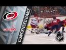 Матч на русском: Carolina Hurricanes vs Washington Capitals - Март 30, 2018