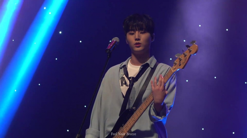 [180414] DAY6 (YoungK Focus) - I'm Serious @ Cherry Blossom Scandal in Jeounju
