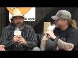 Brutal Truth - Entrevista en Radio Futuro 88.9 Fm #TheMetalFest2013 - Chile - Vortex TV