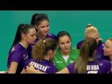 HIGHLIGHTS  Заречье — Динамо Краснодар Суперлига 2017 18  Женщины
