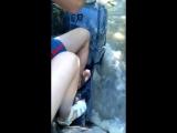 катаемся на квадрацикле по горным речкам Лоо