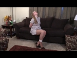 playing with the naughty babysitter