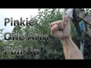 Pinkie One Arm Pull Up Training