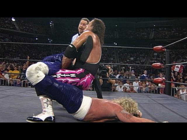 WCW Monday Nitro 1996 November 25