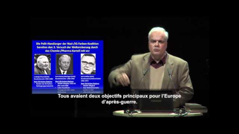 Dr Rath EU: perspectives politiques