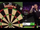 Peter Wright vs Gary Anderson (2018 Premier League Darts Week 4)
