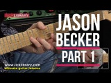Jason Becker Style Guitar Lesson PART 1 With Jamie Humphries Licklibrary