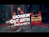 Workin' Out With Sasquatch ft. Brent Burns Scramble