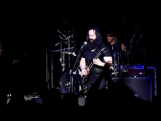 G3 - John Petrucci - Glasgow Kiss (Crocus City Hall, Moscow, Russia, 16.03.2018)