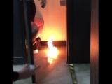 Посрал с огоньком