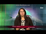 Начало прямой трансляции специальных новостей в Эрусалиме на канале Tamazight (Марокко). 10.12.2017